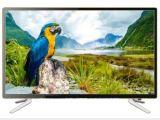 """32 """"金属カバーFHD、デジタルスマートなLED TVが付いている鋼鉄ガラスパネル"""