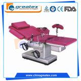 O exame elétrico médico da cadeira Vaginal elétrica de Examing preside a cadeira Gynecological do exame