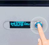 3D Printer van de Hars van de Was van de Afdeling van de Precisie van 0.1mm de Tand op Verkoop