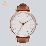 New Style Hand Watch Men Custom Watch Big Dail Relógios de pulso Relógios masculinos de moda com Black Brown and Nylon Band 72864