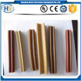 LED-Plastikaufbereitengranulierer-Strangpresßling-Luftkühlung-Zeile