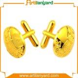 Mancuerna promocional modificada para requisitos particulares del metal del regalo del arte