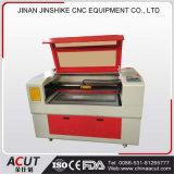 Máquina de estaca do laser do CNC da estaca da gravura do laser da máquina de estaca do laser da tela para o acrílico com melhor preço