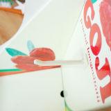 Affichage sur le comptoir P, affiche PDQ POS Cardboard, écran de bureau