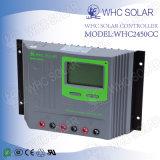 De Controle van het Huis 12V50A van het Controlemechanisme PWM van de Lader van het zonnepaneel