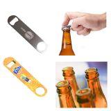 Apri della bottiglia da birra dell'acciaio inossidabile di Persomalized con sublimazione