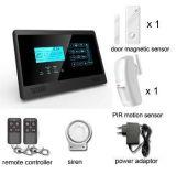 Sistema de alarma direccionable Fire Home Security Sistema de alarma GSM para el panel de control SA7m2eb