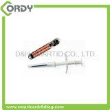 etiqueta de cristal de 125kHz RFID para las virutas electrónicas animales de la inyección de RFID