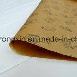 PEの上塗を施してある層の食糧包装紙