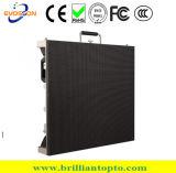 El panel de visualización al aire libre de LED P6 de la venta caliente con la función de alquiler de la pantalla del LED