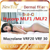 Enchimento cutâneo 1ml 2ml 10ml 20ml 100ml do ácido hialurónico da alta qualidade Secundário-q