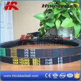 Courroie crantée enveloppée classique de l'étroit V de V-Belt/d'usine