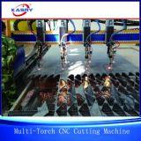 Автомат для резки CNC Multi-Факела газа Kasry Plasma&Oxyfuel