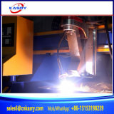 Zwaargewicht CNC van de Brug Plasma dat Beveling snijdt die Machine groeft