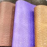 Cuero de la PU del color de tono dos para el bolso
