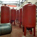 赤いカラーの炭素鋼の貯蔵タンク