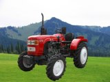 Tractor met Beroemde Merk van de Koppeling van het Stadium van de Stuurbekrachtiging van het OESO- Certificaat 4X4 het Dubbele