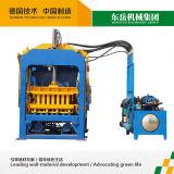 Qt4-15c de Concrete Machine van het Blok van de Betonmolen van de Vliegas