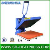 安い価格の販売のための普及した高圧平らなTシャツの熱の出版物機械