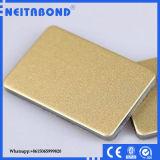 Material compuesto 4m m de aluminio competitivo del precio 2m m 3m m (ACM) con el SGS