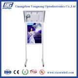 Hotsale : Double éclairage LED latéral Box-SOL-60 d'énergie solaire
