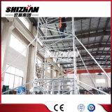 Shizhan Stahlstrichleiter-Rahmenklammer-Verschluss-Baugerüst