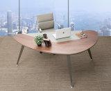 Mesa de escritório &Modern da forma PVC/MDF (V28)
