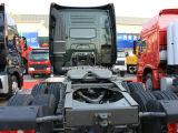 Camion del trattore del motore di Sinotruk HOWO A7 6X4 420HP