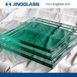 Hoja de seguridad templado de vidrio laminado de vidrio aislante para la ventana de la puerta de cristal del edificio
