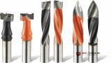 Tipo europeu bits Drilling do Woodworking de Zc do perfurador da cabeça aborrecida do furo (B02006/B02005)