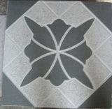 Mattonelle di pavimento di ceramica del reticolo del materiale da costruzione di sembrare di marmo semplice della pietra