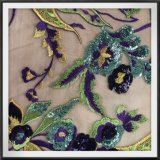 Шнурок вышивки птиц с шнурком вышивки Sequins животным с Sequins