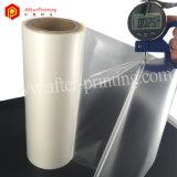 Película quente lustrosa da laminação do adesivo BOPP