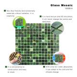 El chino del material de construcción suministra el mosaico del vidrio del arte de los azulejos del cuarto de baño