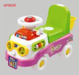 子供の乗車Ons (GF0630)に床を張るフィート