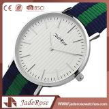 Einfache Dame-Quarz-Armbanduhr für Geschenk