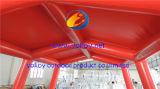 Coperchio gonfiabile dell'automobile della tenda del rilievo del lavaggio di automobile