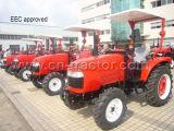 Tractor compacto (oferta EPA IV o informe de COC)