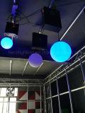 Sfere di sollevamento di RGB DMX LED con Ce&RoHS per la plaza dell'interno ed esterna, prestazioni, spettacolo, concerti, partiti, barre