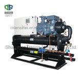 Industrieller Wasserkühlung-Typ Schrauben-Wasser-Kühler