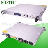 FTTX Pon Optical 1550nm Amplificador interno de fibra de eróbio-Doped (EDFA), 17dB Potência óptica de saída