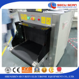 Varredor da bagagem da raia de máquina de raio X AT6040 X para varredor da bagagem do raio X do uso do hotel/corte/banco