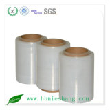 Ясная упаковка паллета оборачивая пленку простирания PE пользы пленки Shrink для вне упаковывать