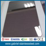 Fabricante en línea de la hoja del color del acero inoxidable de la India que hace compras 4X8 430