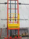 vertikaler Aufzug des Mannes 3D elektrischer Plattform-Aufzug
