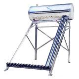 Надутый подогреватель воды нержавеющей стали солнечный (механотронные трубы жары солнечные)