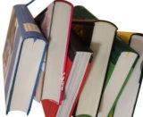 돈과 Squareback 두꺼운 표지의 책 책 인쇄