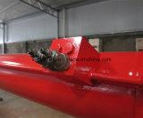 Cilindro hidráulico ativo do dobro de China para o equipamento de soldadura da extremidade instantânea