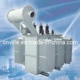 Transformador/subestação eléctrica da distribuição