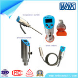 transmissor da temperatura 4-20mA/20-4mA/0-5V/0-10V com indicador de OLED e interruptor de PNP/NPN